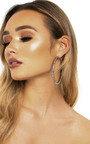 Sandi Triple Hoop Earrings  Thumbnail