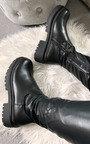 Sandie Knee High Boots Thumbnail