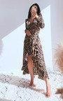 Sandie Wrap Maxi Dress Thumbnail