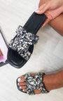 Sasha Open Toe Embellished Sandals Thumbnail