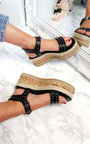 Seline Braided Studded Wedges Thumbnail