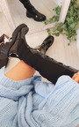 Serena Chunky Knee High Boots Thumbnail
