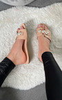 Shameela Pearl Sandals Thumbnail