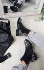 Shana Studded Ankle Boots Thumbnail