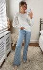 Sharisse Cable Knit Jumper Thumbnail