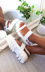 Shiela Strappy Platform Sandals  Thumbnail