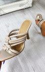 Shradha Strappy Heels Thumbnail