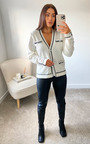 Sienna Button Down Knitted Cardigan Thumbnail
