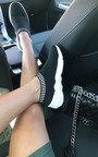 Skylar Runner Sock Trainer  Thumbnail