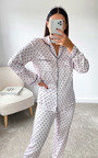 Sofie Printed Pyjama Co-ord  Thumbnail