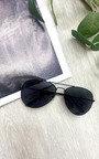 Trudie Aviator Sunglasses Thumbnail