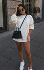 Sophia Croc Print Handbag Thumbnail