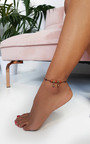 Sophie Beaded Lace Anklet Thumbnail