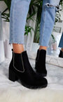 Sophie Chunky Ankle Boots Thumbnail