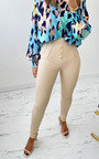 Soriah Faux Leather Trousers Thumbnail