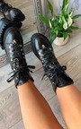 Stacey Biker Boots Thumbnail