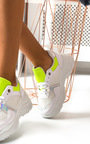 Steffie Chunky Mesh Trainers Thumbnail