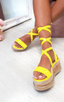 Suzie Cork Strappy Wedge Sandals Thumbnail