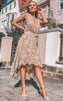 Sydney Lace Tie Waist Maxi Dress Thumbnail