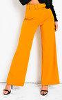 Tabby High Waist Belted Wide Leg Trousers Thumbnail