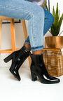 Tallulah Heeled Ankle Boots Thumbnail