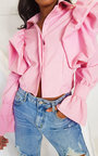 Tallulah Puff Sleeve Blouse Top Thumbnail