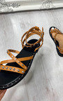 Tallulah Studded Strappy Sandals Thumbnail