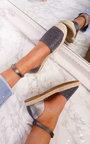 Tammi Shimmer Espadrille Sandals  Thumbnail