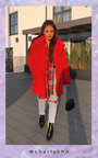 Tara Faux Fur Coat Thumbnail