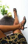 Tara Strappy Kitten Heels Thumbnail