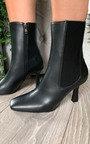 Tasha Heeled Ankle Boots Thumbnail