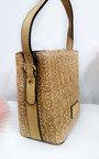 Tatiana Wicker Woven Handbag Thumbnail