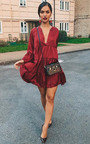 Tayla Flare Smock Dress Thumbnail