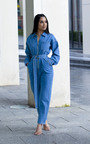 Teegan Denim Jumpsuit Thumbnail