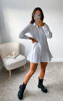 Tessa Frill Shirt Dress Thumbnail