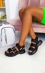 Tessi Chunky Buckle Sandals Thumbnail