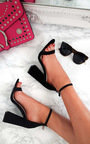 Tessie Barely There Block Heels Thumbnail