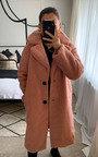 Tia Teddy Bear Coat Thumbnail