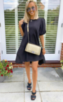 Tiffany Layered Shift Dress Thumbnail