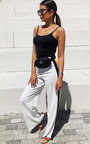 Tilda Side Stripe Wide Leg Trousers Thumbnail
