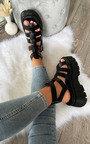Tilda Strappy Sandals  Thumbnail