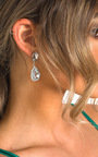 Trudy Diamante Drop Earrings  Thumbnail
