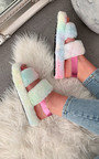 Valerie Faux Fur Slippers Thumbnail