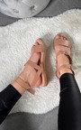 Veronika Stud Detail Sandals Thumbnail