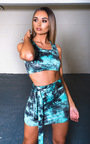 Victoria Bodycon Snake Skirt Co-ord Thumbnail