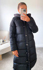 Viv Padded Puffer Coat Thumbnail