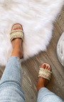 Winona Chain Detail Sandals Thumbnail