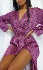 Yana Printed Floaty Maxi Dress Thumbnail