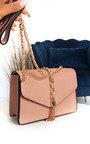 Yanni Faux Leather Shoulder Bag Thumbnail