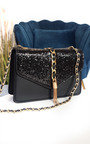 Yanni Faux Leather Shoulder Bag Thumbnail